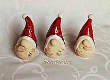 Socha - vianoční trpaslíci - 10251966_