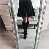 Sukne - Sukňa volán - 10251493_
