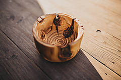 Nádoby - Smreková miska - 10250718_