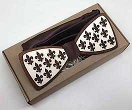 Doplnky - Pánsky Motýlik 3D - 9 scout - 10251149_