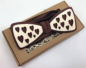 Doplnky - Pánsky Motýlik 3D - 5 love - 10251169_