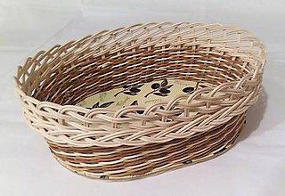 Košíky - Košík OLIVA - 10251915_