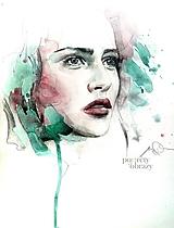 Obrazy - Portrét na objednávku - 10251055_