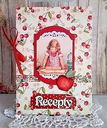 Papiernictvo - vintage receptár - 10251556_