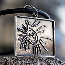 Náhrdelníky - Detská kresbička do šperku - 10252940_