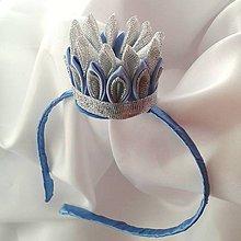 Detské doplnky - Princeznovská korunka - 10253516_