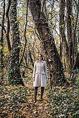 Kabáty - Zimný kabát SEVERANKA - 10252421_