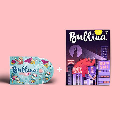Bublina 7+ CD Bublina hity