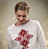 Mikiny - Mikina Red Folk skladom M - 10252595_