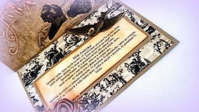 Papiernictvo - Rozkvitnuté spomienky II. - 10254167_