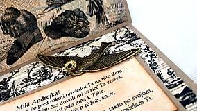 Papiernictvo - Rozkvitnuté spomienky II. - 10254168_