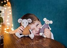 Hračky - Myšiak Edo - 10253630_
