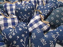 Darčeky pre svadobčanov - Levanduľové srdiečká - 10253762_