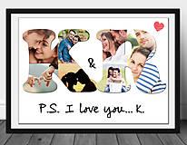 Obrázky - Obrázok z vašich fotiek MONOGRAMY - 10254329_