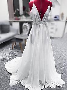 Šaty - Svadobné šaty - 10255625_