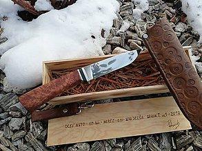 Nože - Nôž séria T  no1 - 10254537_