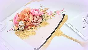 Papiernictvo - Torta plná vône.... - 10254654_