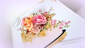 Papiernictvo - Torta plná vône.... - 10254657_