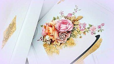 Papiernictvo - Torta plná vône.... - 10254662_