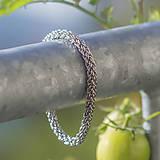 Náramky - Spletenec (Chirurgická ocel) - náramok - 10255735_