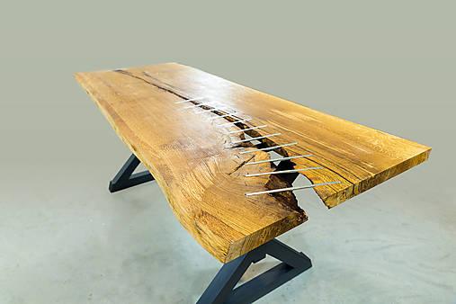 b93e366dc022 Masivny stôl   WOODENPROOF - SAShE.sk - Handmade Nábytok
