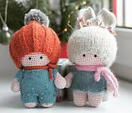 Hračky - Bábiky dvojčatá - 10257278_