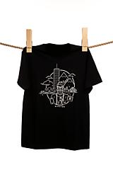 Tričká - Hipster tričko - 10256998_