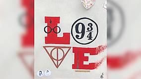Iné tašky - ♥ Plátená, ručne maľovaná taška ♥ - 10258109_