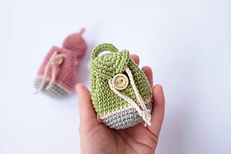 Hračky - mini ruksak - 10258065_