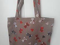 Nákupné tašky - Nákupná taška *Micky* - 10257762_