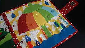 Detské doplnky - Počítanie  (dáždnik) - 10259707_