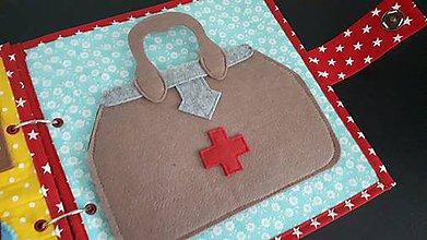 Detské doplnky - Lekár (lekár) - 10259660_