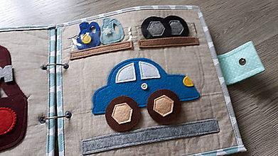 Detské doplnky - Lekár (opravár aut) - 10259667_