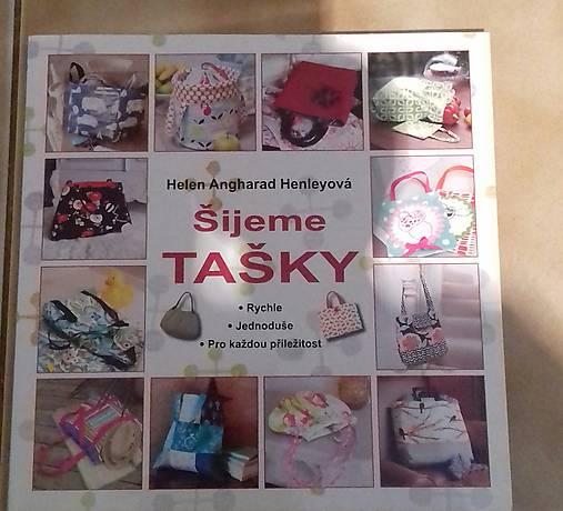 Šijeme tašky - kniha   Cilekova - SAShE.sk - Handmade Návody a ... d9376950b8