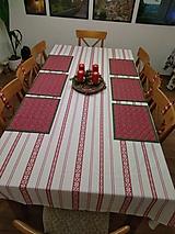 Úžitkový textil - Obrus - 10259365_