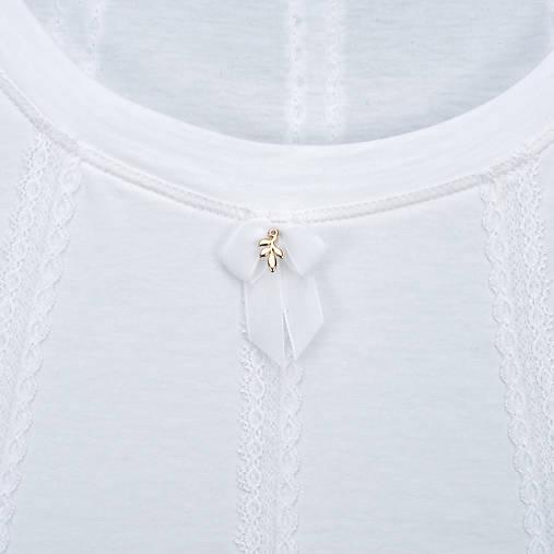 Dámska nočná košieľka z organickej bavlny