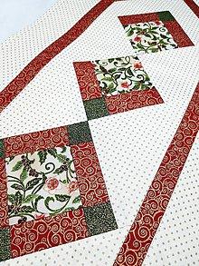 Úžitkový textil - Vianočný  obrus-zľava - 10260589_