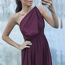 Šaty - Maxi šaty - 10260466_