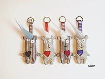Prívesky na kľúče - malí nezbedníci