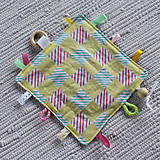 Hračky - Mojkáčik štvorčeky - 10259873_