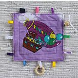 Hračky - Mojkáčik vzducholoď - 10259882_
