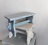Nábytok - stolček - 10262274_