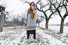 Kabáty - Kabát na mieru - pánsky / dámsky - 10262715_