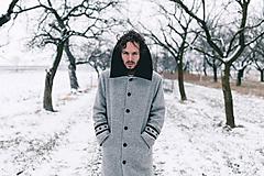 - Kabát na mieru - pánsky / dámsky - 10262718_