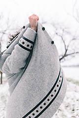 Kabáty - Kabát na mieru - pánsky / dámsky - 10262721_