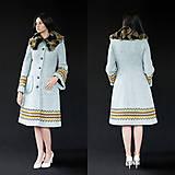 Kabáty - Kabát na mieru - pánsky / dámsky - 10262738_
