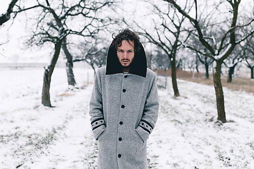 Kabát na mieru - pánsky / dámsky