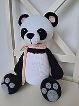Hračky - Panda Vanda 34 cm - 10261264_
