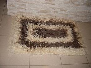 Úžitkový textil - Vzorovaná guba - 10261478_