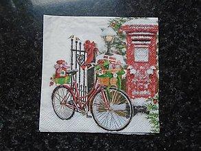 Papier - bicykel - 10262158_